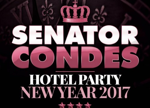 NEW YEAR 2017 @ SENATOR LLEIDA